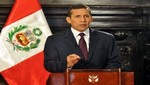 Presidente Humala: Yanacocha debe cumplir sus promesas sin soberbia