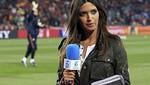 [VIDEO] Sara Carbonero a Iniesta: ¿Te hubiera gustado patear un penal hoy?