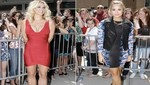 [FOTOS] Demi Lovato y Britney Spears lucen infartantes en 'The Factor X'