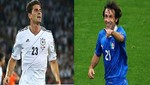 Eurocopa 2012: Italia venció 2-1 a Alemania y jugará la gran final ante España