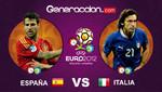 España o Italia: ¿Quién será el campeón de la Eurocopa 2012?