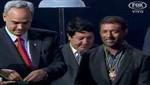 [VIDEO] Roberto 'Chorri' Palacios fue homenajeado por la Conmebol
