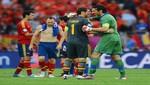 Iker Casillas: Buffon tiene todo mi respeto
