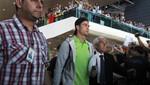 Cristiano Ronaldo fue recibido como héroe en su llegada a Portugal
