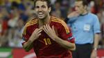 Eurocopa 2012: Fábregas afirma que Balotelli será una amenaza en la final del torneo