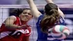 Copa Federación de Vóley: Perú perdió 2 a 3 ante República Dominicana