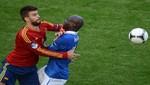 Eurocopa 2012: alineaciones de Italia y España para la final