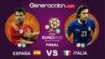 Eurocopa 2012: Espaa e Italia juegan una final con historia