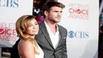 Miley Cyrus es muy parecida a Liam Hemsworth