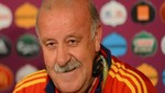 Del Bosque y el rato de felicidad