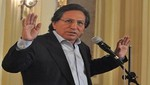 Alejandro Toledo aclara: no le pedí a Humala perseguir a Alan García