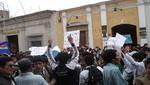 Arequipa: Ya son cuatro días de huelga en el colegio Independencia