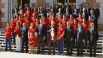 España y su selección de fútbol