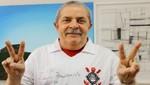 Lula da Silva celebró título del Corinthians