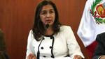 Marisol Espinoza: El manejo de conflictos sociales por parte del Gobierno ha sido pésimo