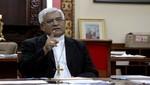 Monseñor Cabrejos acepta ser facilitador en conflictos de Cajamarca