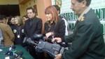 Magaly Medina recuperó dos cámaras de video robadas