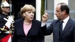 François Hollande y Angela Merkel conmemoraron los 50 años de la Amistad Franco Alemana