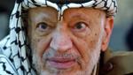 Restos de Yasser Arafat serán exhumados