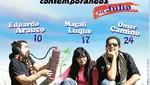 Meidin Perú, Ciclo de Cantautores Contemporáneos: Estreno, martes 10 de julio