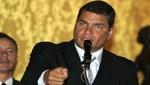 Rafael Correa sobre asilo a Assange: no le pediremos permiso a nadie