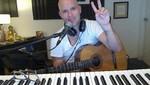 Gianmarco deleito a sus fans con un concierto por Twitcam