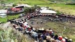 Cajamarca inicia hoy paro antiminero de 48 horas