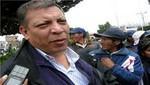 Marco Arana demandará a los jefes de la Policía Nacional por haberlo detenido