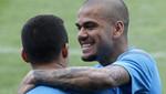 Dani Alves: Messi es mejor que Neymar
