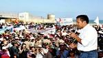El 43% de peruanos considera blando el trabajo de Ollanta Humala en los conflictos sociales