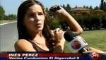 Video: Mujer chilena no quiere ver a nanas ni obreros caminar por lujoso barrio