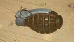 México: Niña lleva granada de mano a la escuela