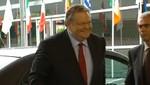 Ministro griego: 'Algunos quisieran vernos fuera de la eurozona'