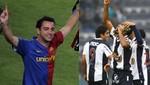 Alianza Lima recibe el saludo del Barcelona de España por su 111 aniversario