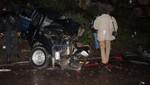 Accidente en Puno deja cuatro muertos y tres heridos