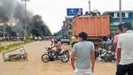 Enfrentamientos en Madre de Dios dejaron tres muertos y 36 heridos