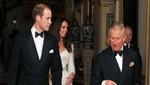 El príncipe Carlos da consejos de oratoria a Catalina