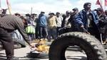 Protestas mineras: Puno, Arequipa y Apurímac también bloquearon sus vías
