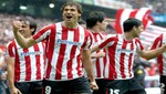 Europa League: Athletic de Bilbao venció 2-1 al Manchester United y clasificó a cuartos de final
