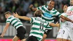 Europe League: Sporting de Lisboa perdió 2 a 3 frente al Manchester City pero igual clasificó