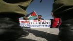 Protestas en Jerusalén por independencia de Palestina