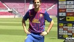 Video: Vea la presentación de Cesc Fábregas en Barcelona