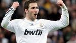 Real Madrid venció 4 a 1 al Betis en la Liga Española
