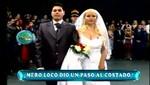 Contra todo pronóstico: Susy Días y Andy V se casaron (Video)