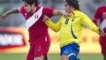 Perú no puede ganar en Ecuador desde hace más de 30 años