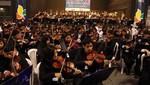 Sinfónica Infantil y Juvenil dará hoy un concierto extraordinario