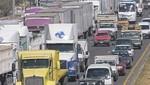 Chanchamayo: Cientos de vehículos quedaron varados tras paro