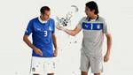 Italia lucirá nueva camiseta para la Eurocopa 2012