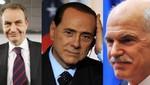 Conozca a los líderes europeos que tuvieron que salir por la crisis