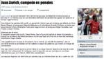 Web de la FIFA destaca el triunfo del Juan Aurich
